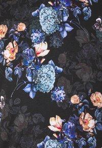 Jack & Jones PREMIUM - JPRBLAVINCENT TEE CREW NECK - T-shirt med print - black - 2