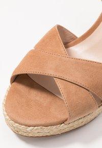 Stuart Weitzman - ROSEMARIE - High heeled sandals - tan - 2