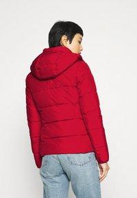 Calvin Klein Jeans - Winter jacket - red hot - 2