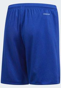 adidas Performance - PARMA 16 SHORTS - Sports shorts - blue - 1