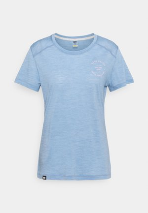 VAPOUR TEE - T-Shirt basic - faded denim