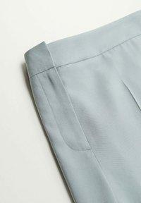 Violeta by Mango - FLOW8 - Trousers - himmelblau - 5