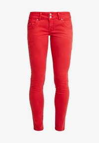 LTB - MOLLY - Jeans Skinny Fit - barbados cherry - 5