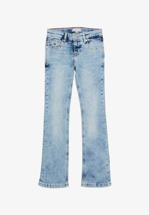 NORA SKINNY FLARE - Jeans Bootcut - denim