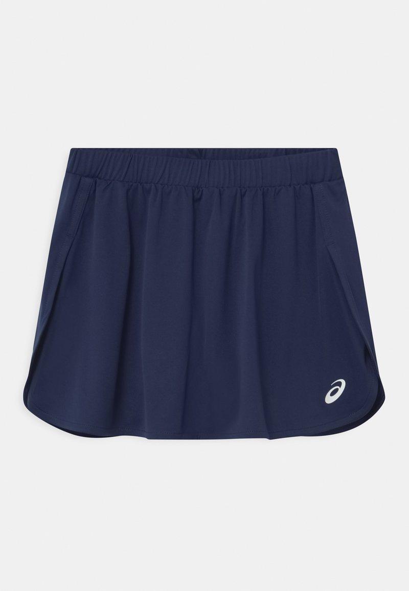 ASICS - TENNIS  - Sportovní sukně - peacoat