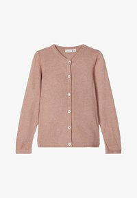 Name it - GLITZER - Cardigan - deauville mauve - 0