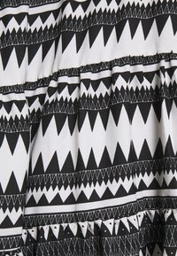 ONLY - ONLNAYA ATHENA DRESS - Day dress - black/cloud dancer - 5