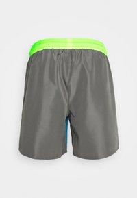 MSGM - BERMUDA SHORTS - Sports shorts - sky blue - 6