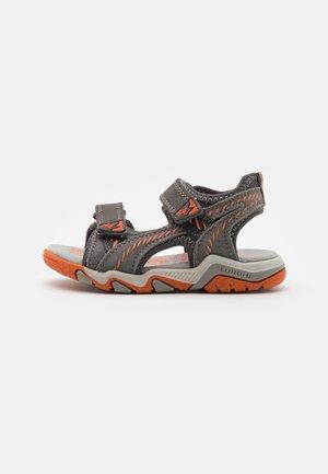 BENNET - Sandals - grey