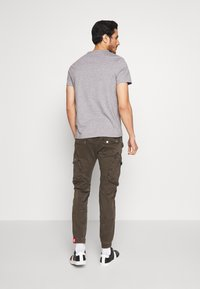 Alpha Industries - Cargo trousers - anthracite - 2