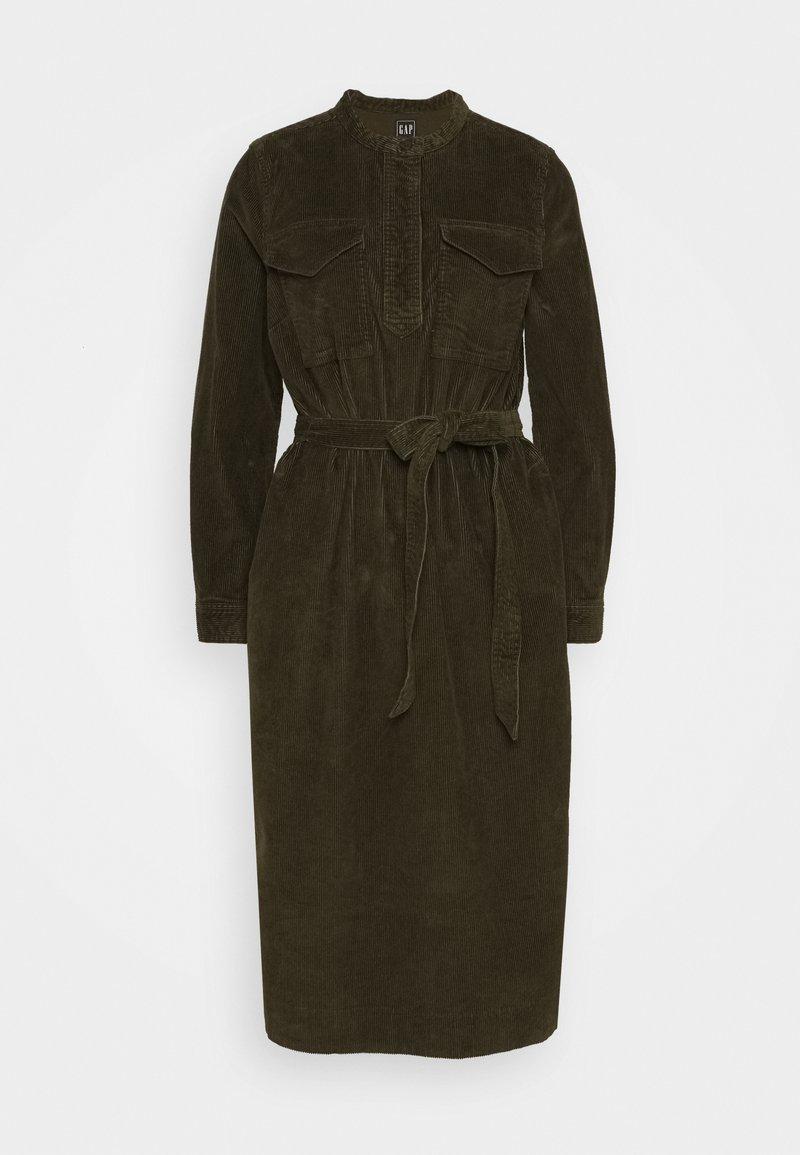 GAP - Shirt dress - olive