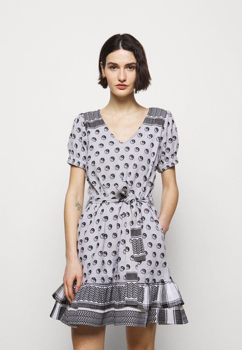 CECILIE copenhagen - Denní šaty - black