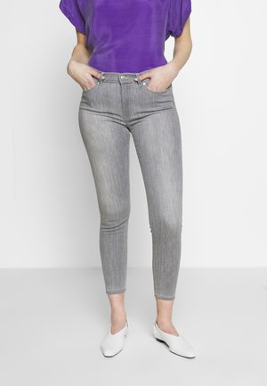 CHARLIE - Jeans Skinny Fit - silver