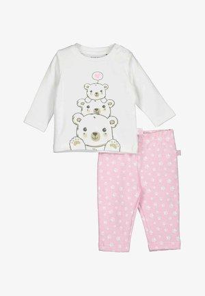 CUDDLE BEAR - Trainingsbroek - light pink