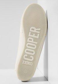 Candice Cooper - ROCK  - Sneakers - crost bianco/base bianco - 5