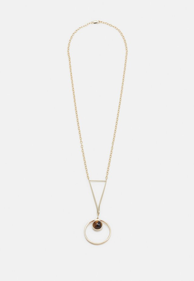 ACCENTO - Necklace - gold-coloured