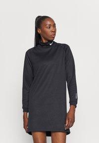 Nike Performance - FC DRESS - Sports dress - black/white - 0