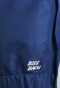 BIDI BADU - KAFIL TECH TRACKSUIT - Tracksuit - dark blue/aqua - 5