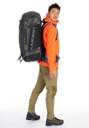 TRION SPINE - Hiking rucksack - graphite-black