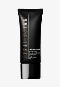 Bobbi Brown - SKIN LONG-WEAR FLUID POWDER FOUNDATION - Foundation - 28 ivory - 0