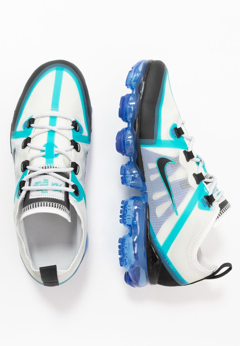 Nike Sportswear - AIR VAPORMAX 2019 - Sneakers laag - photon dust/black/oracle aqua/hyper blue