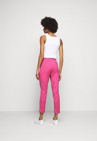 Polo Ralph Lauren - MODERN STRETCH - Trousers - pink glory - 2