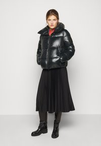 Save the duck - LUCKY - Winter jacket - black - 0