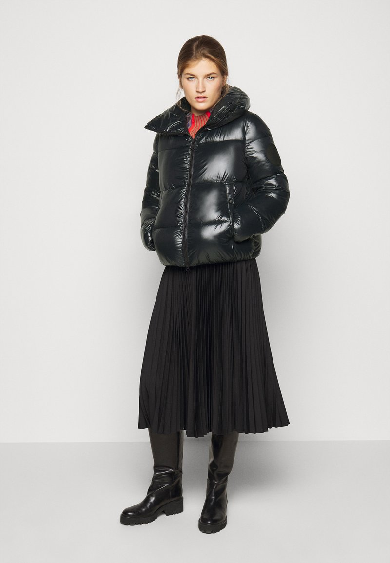 Save the duck - LUCKY - Winter jacket - black