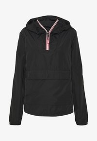 Hunter ORIGINAL - WOMENS ORIGINAL SHELL WINDBREAKER - Windbreaker - black - 6