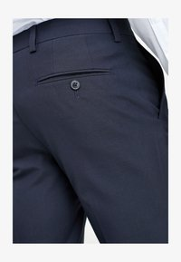 Next - Pantaloni eleganti - dark blue - 2