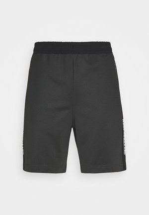 TECH TAPE PANS - Shorts - black/grey