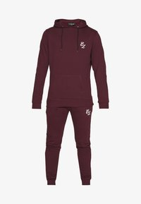 CLOSURE London - SIGNATURE TRACKSUIT  - Hoodie - port - 7