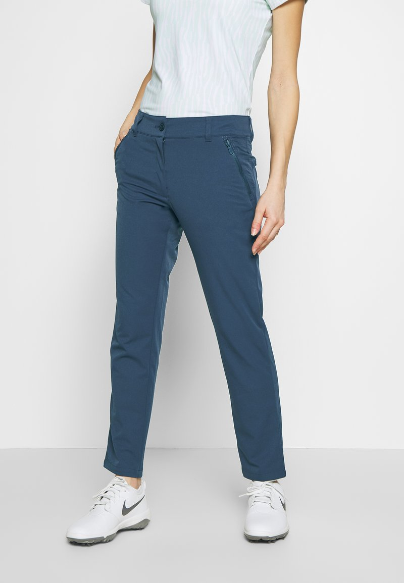 Calvin Klein Golf - ARKOSE TROUSER - Kalhoty - navy