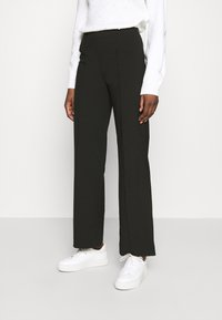 Mads Nørgaard - RECYCLED SPORTINA PIRLA - Trousers - black - 0