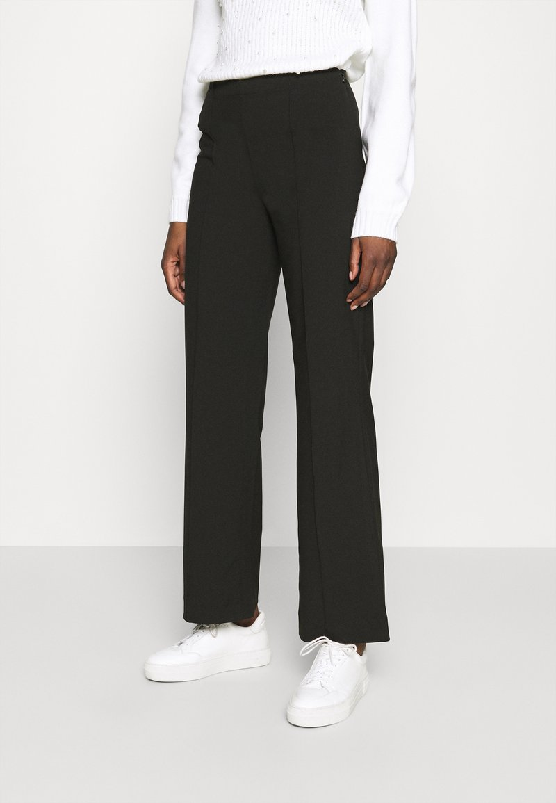 Mads Nørgaard - RECYCLED SPORTINA PIRLA - Trousers - black