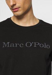Marc O'Polo - Long sleeved top - black - 5