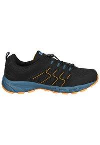Kastinger - Sneakers laag - black/orange - 6