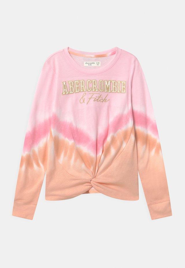 SHINE TECH CORE - Topper langermet - pink