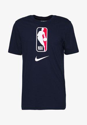 NBA DRY TEE - Print T-shirt - college navy