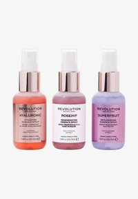 Revolution Skincare - MINI ESSENCE SPRAY COLLECTION: HELLO HYDRATION - Gesichtspflegeset - - - 0