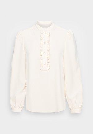 Bluser - antique white