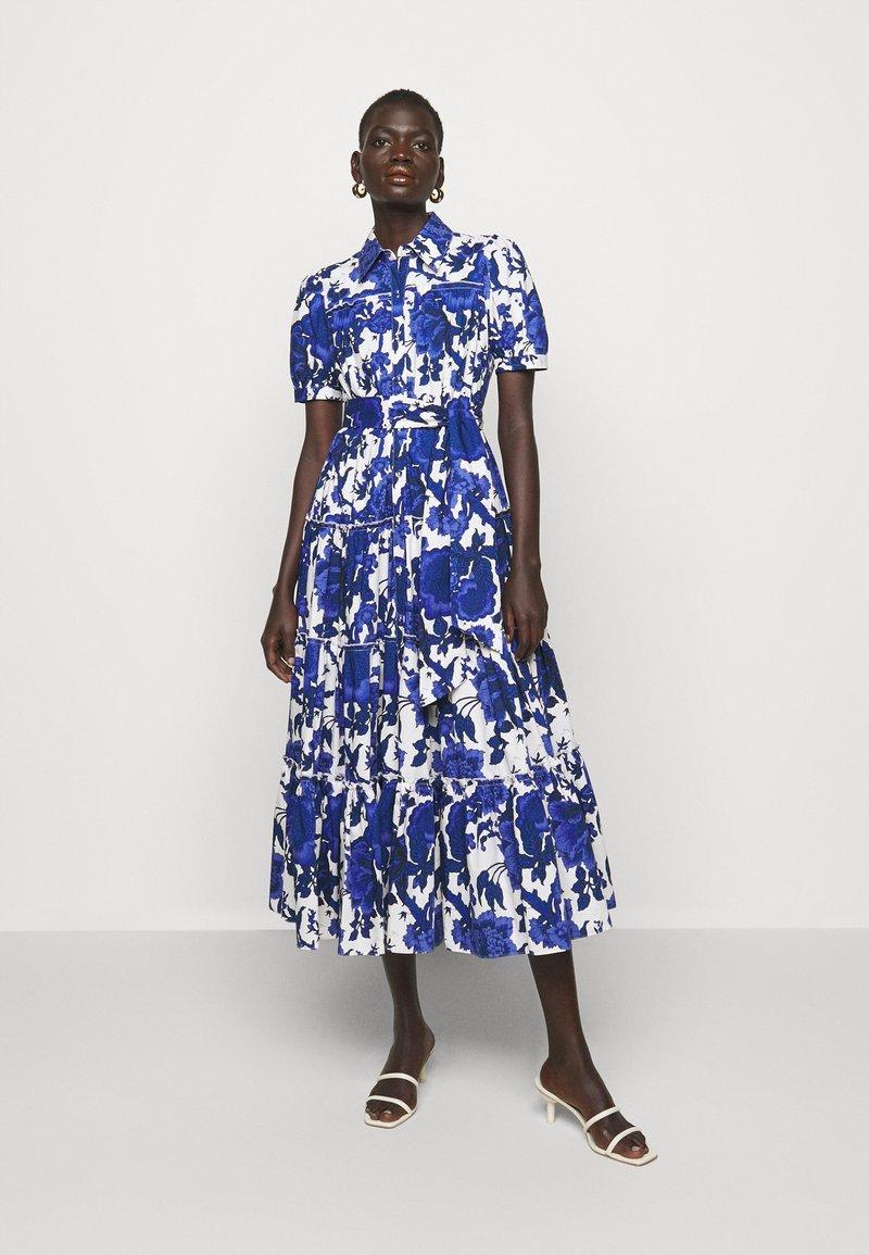 Diane von Furstenberg - QUEENA - Shirt dress - blue