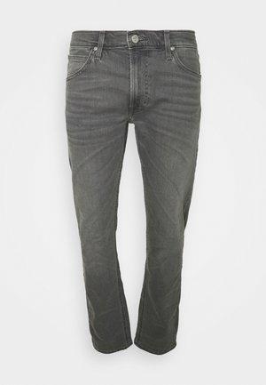 DAREN ZIP FLY - Straight leg jeans - grey
