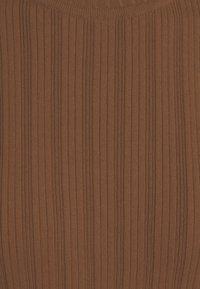 Object - OBJAMIRA DRESS - Vestido de punto - partridge - 2