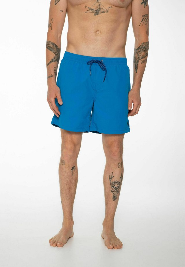 FASTER - Zwemshorts - medium blue