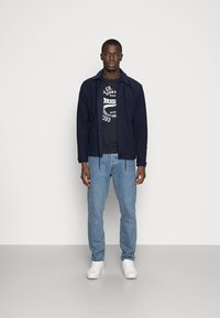 TOM TAILOR DENIM - T-shirt print - sky captain blue - 1