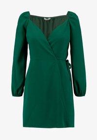 Glamorous Petite - Day dress - dark green - 3