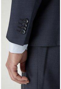 Van Gils - Blazer jacket - blue - 4