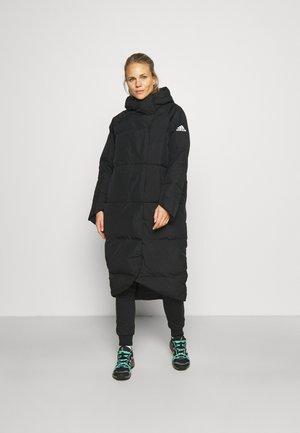 BIG BAFFLE DOWN - Down coat - black