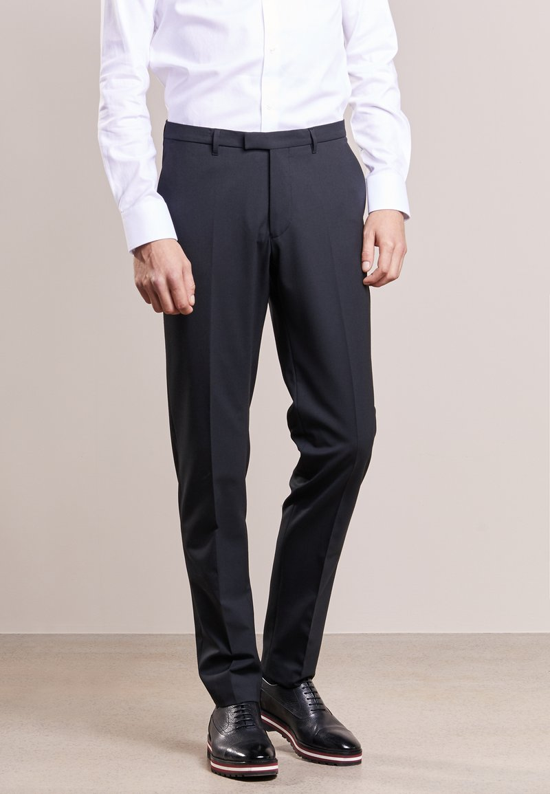 DRYKORN - TYLD - Suit trousers - black